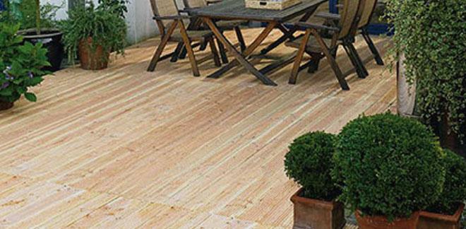 Pavimento legno esterno economico for Economici rivestimenti in legno
