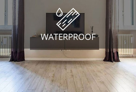 parquet waterproof