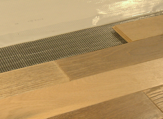 Cemento effetto legno per pavimenti in vendita parquet selection milano - Parquet prefinito ikea ...