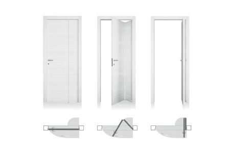 Aperture porte da interni - Porte salvaspazio per interni ...