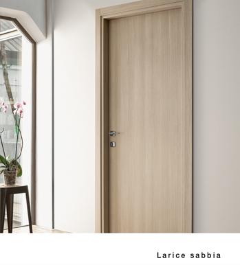 Porte in laminato milano collezione semplice 70 - Ermetika porte blindate ...