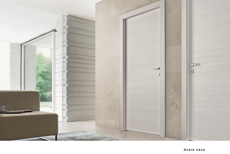 Porte laminate milano in offerta collezione semplice 90 - Ermetika porte blindate ...